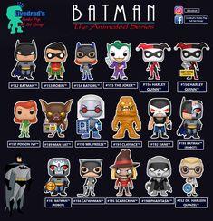 Funko Pop Dolls, Funko Pop Figures, Pop Vinyl Figures, Harley Batman, Batman 2, Funko Pop List, Funko Pop Batman, Pop Figurine, Harley Quinn