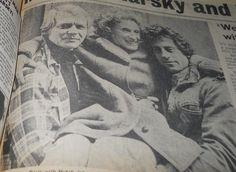 Starsky e Hutch con Mamma Dororhy