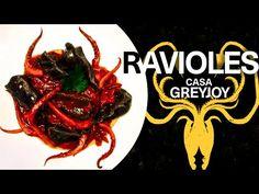 Ravioles casa Greyjoy • Alan Disavia - YouTube