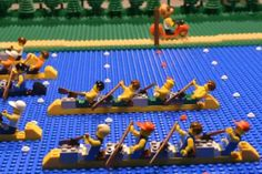 lego rowing