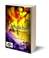 a Debauchery 3D-Book-Template Memoirs, Promotion, Romance, Cover, Books, June, Template, 3d, Romance Film