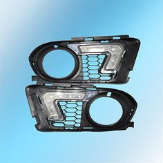 NEW BMW E92 E93 MTEC MODELS LED DRL DAYTIME RUNNING LIGHTS XENON HID WHITE 6000K in Custom Bulbs & Lenses | eBay
