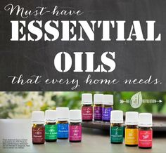 My favorite essential oil is Thieves oil! It smells like Christmas, plus it helps support your immune system and is a great all-natural household cleaner!