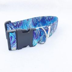 Artisan Blue Cat  Dog Collar The Hottest Handcrafted Dog & Cat Collars / Cheap Online Price