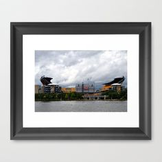 Pittsburgh Tour Series - Heinz Field by Sarah Shanely Photography $31.00