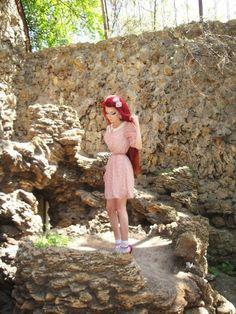 В Одесcе появилась новая звезда - живая кукла Анастасия Шпагина ( Anastasia Shpagina )