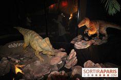 expo autour des dinosaures au palais de la découverte fev 2016