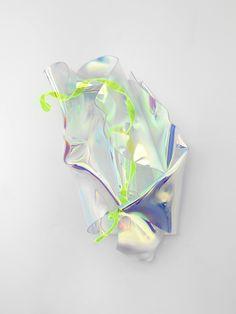 Plastic dreams: Berta Fischer's ethereal sculptures Damian Ortega, Plastic Art, Neon, Light Art, Plexus Products, Acrylic Art, Installation Art, Artsy Fartsy, Sculpture Art
