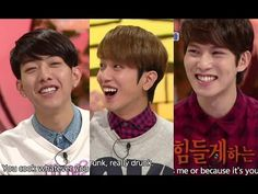 Hello Counselor - CN Blue! (2014.03.31)…wow! What a surprising, insightful, funny show! Picked my jaw off the floor a few times after seeing this.