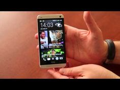 This is a review for the HTC One. Check out if this is the phone for you.