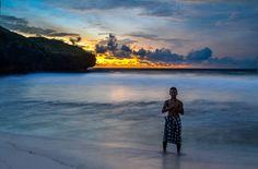 Indonesian Beach by NC3X