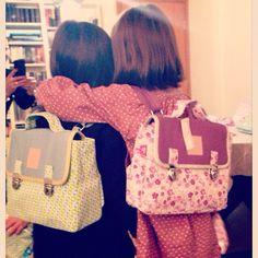 Cartable maternelle Michto Bello - cute school bag