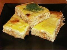 Plăcintă cu brânză, mărar și ciuperci Spanakopita, Ethnic Recipes, Desserts, Romania, Food, Romanian Recipes, Tailgate Desserts, Deserts, Eten