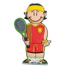 USB tenista chico