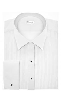 Neil Allyn Mens 1//4 Pleat Tuxedo Shirt /& Accessories 3-Piece Set