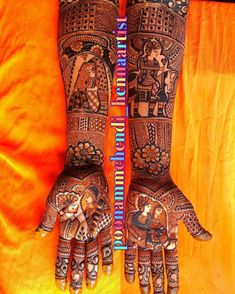 Image may contain: 2 people, indoor Latest Bridal Mehndi Designs, Wedding Mehndi Designs, Best Mehndi Designs, Mehndi Designs For Hands, Rajasthani Mehndi Designs, Dulhan Mehndi Designs, Mehendi, Henna Mehndi, Mehndi Art