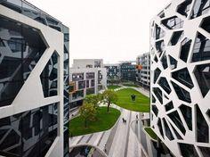Resultado de imagen para doble piel en arquitectura