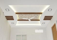 3 Blessed Tips: False Ceiling Bedroom Laundry Rooms round false ceiling design.Contemporary False Ceiling Home Decor. Simple False Ceiling Design, Gypsum Ceiling Design, House Ceiling Design, Ceiling Design Living Room, Bedroom False Ceiling Design, Home Ceiling, Living Room Designs, Living Rooms, Fall Celling Design