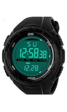 DAYAN Männer im Freien wasserdichte elektronische Uhren Sportuhren Berg männlichen Studenten Multifunktions-LED-Uhr - http://kameras-kaufen.de/dayan/dayan-maenner-frauen-multifunktions-sport-coole-17