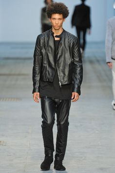 Costume National Spring 2014 Men's Collection