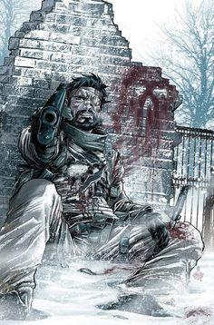 Punisher @ War