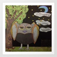 Art Prints by Tiffany Alcide (owner Of WISE Art) | Society6