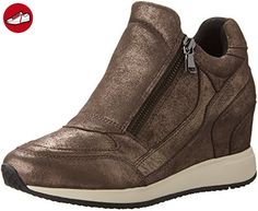 Annya Mid A, Bottes Femme, Marron (Coffee), 38 EUGeox
