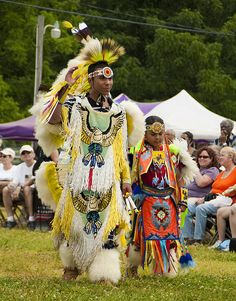 Native American Pow Wow by PigeonRacer, via Flickr