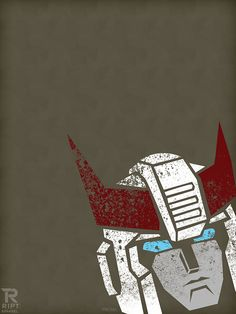 Prowl Transformer Poster.  If you like it, come VOTE IT UP to the front page at PosterVine.com Today!!!