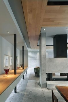 Interior detail at Bray's Island SC Modern II by SBCH Architects, Sheldon, South Carolina.