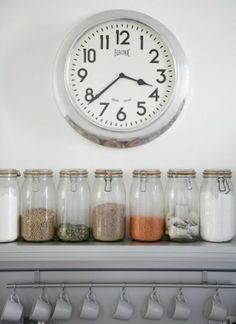 I like jumbo jars of spices! So I dont have to jam a 1/2 teaspoon in a spice jar twice for 1 freakin teaspoon.