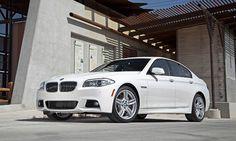 BMW 535i vs Mercedes E350