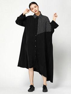 Casual Creative Design Black Dress – rrdeye Source by lora_weiss dress casual Iranian Women Fashion, Muslim Fashion, Simple Dresses, Casual Dresses, African Fashion Dresses, Fashion Outfits, Dress Fashion, Minimalist Winter Outfit, Ankara Mode