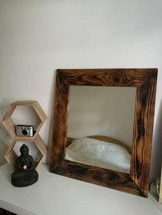 Sieh dir dieses Produkt an in meinem Etsy-Shop https://www.etsy.com/de/listing/542290365/spiegelrahmen-aus-fichte-altholz-mirror