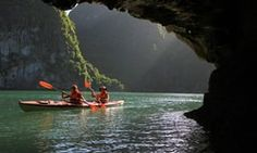 Great canoe and kayak trips around the world: readers' travel tips