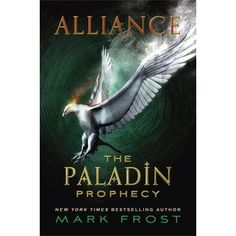 Alliance (The Paladin Prophecy, #2)Readers of I Am Number Four, The Maze Runner, and Legend will love this sophisticated adventure series by the cocreator of the groundbreaking television show Twin Peaks, with its unique combination of mystery, heart-pounding action, and the supernatural.     After exposing the sinister underground society of students known as the Knights of Charlemagne, Will West stays at the