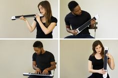 The INSTRUMENT 1 is poised to change the way the music world looks at digital instruments.