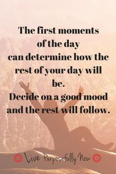 Simple ways to boost your mood