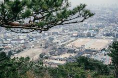 Suwon Hwaseong Fortress 수원 화성  -  An Unesco Heritage Sites
