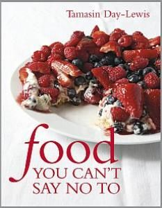The new book from Tamasin Day-Lewis - coming March 2012 - definitely on my wishlist.Tamasin's Kitchen Bible is my desert island cookbook
