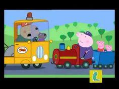 Peppa El tren del abuelo