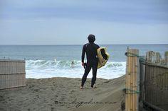 6.6 '12 chigasaki surfin day by higehiro, via Flickr