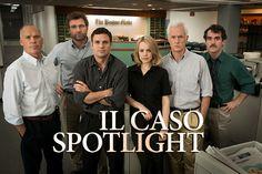 IL CASO SPOTLIGHT trailer e trama dettagliata