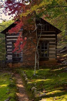 1000+ images about Love log cabins