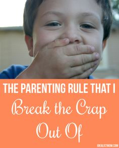 do you curse around your kids? have you tried the swear jar, but still find yourself saying bad words? click through for another solution