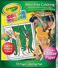 Crayola Color Wonder Paper Kids Crafts Drawing Paper Drawing Pad ...