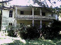 Vanishing Eastern Kentucky: Hammond House, KY Rt. 1, Lawrence County