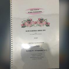 Buku Panduan Pernikahan Adat Jawa