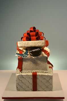 Beautiful Wedding Shower Cakes
