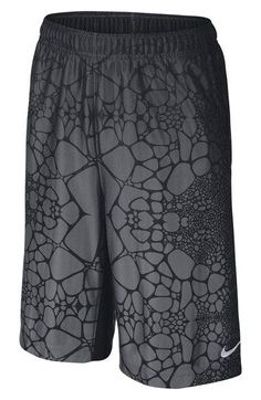 Free shipping and returns on Nike LeBron Tamed Print Basketball Shorts (Big Boys) at Nordstrom.com. When he's driving to the hoop, nothing should stop him—least of all his shorts. Crafted from lightweight moisture-wicking mesh, these mobility-minded shorts feature seamless sides for reduced chafing and a gripper waistband for a secure fit.